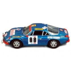 Alpine Renault A110 1600 S 88 Rallye du Portugal 1971 Nicolas - Todt Trofeu TRO0804