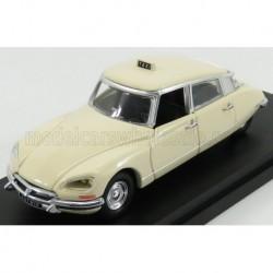 Citroen DS21 Taxi Paris 1969 Cream Rio Models 4574
