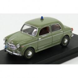 Fiat 1100/103 Polizia 1954 Green Rio Models 4587