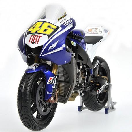 Yamaha YZR-M1 Moto GP 2008 Indianapolis Valentino Rossi Minichamps 122083146
