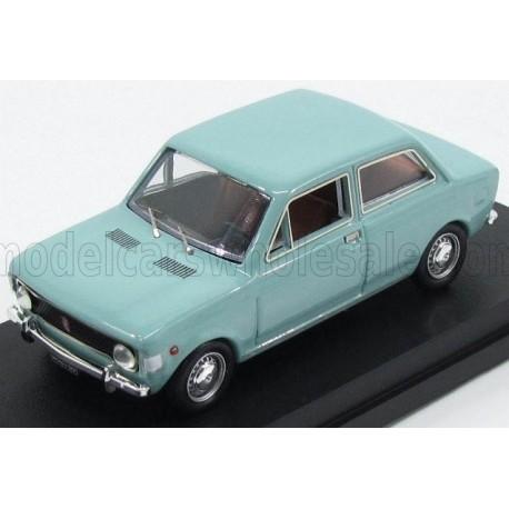 Fiat 128 2 Doors 1969 Garda Light Blue Rio Models 4489