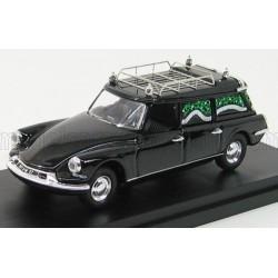 Citroen ID19 Break Funeral Car 1963 Black Rio Models 4223