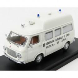 Fiat 238 Ambulance - Strade Di Bologna 02/08/1980 ORE 10.25 - Massacre of Bologna Italy 1980 Rio Models 4633