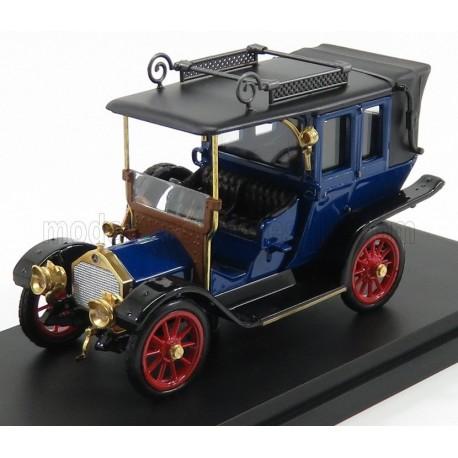 Mercedes Benz 20-35 Landaulet Stuttgart Museum 1909 Blue Rio Models 4591