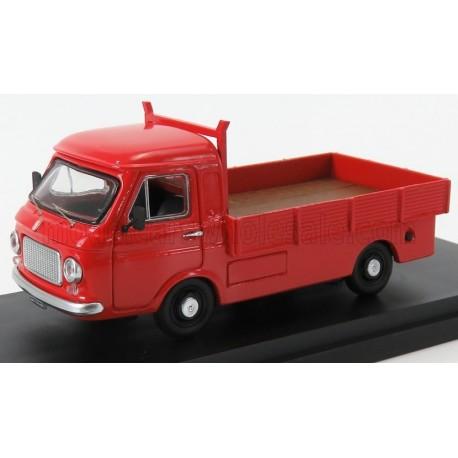 Fiat 241 Light Truck 1968 Red Rio Models 4636