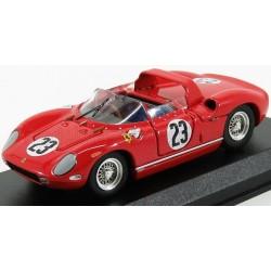 Ferrari 275 Chassis 0820 23 12 Heures de Sebring 1964 Art Model ART408