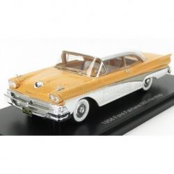 Ford USA Fairlane 500 Hard-Top 1958 Light Brown White NEO NEO47265