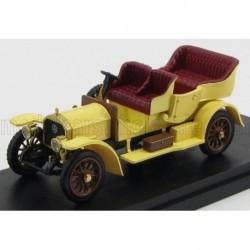 Mercedes Benz Tourisme Open 1909 Yellow Rio Models 4392