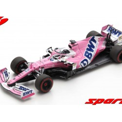 Racing Point Mercedes RP20 27 F1 70ème Anniversaire Silverstone 2020 Nico Hulkenberg Spark S6478