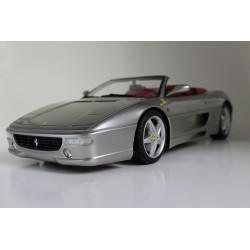 Ferrari F355 Spider 1994 Silver Top Marques TM12-21C