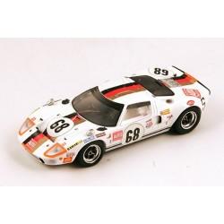 Ford GT40 68 24 Heures du Mans 1969 Spark S4066