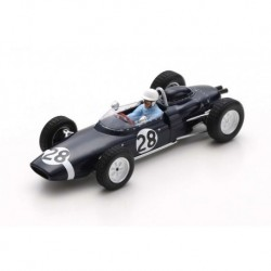 Lotus 18-21 28 F1 Essais Grand Prix d'Italie 1961 Stirling Moss Spark S7448