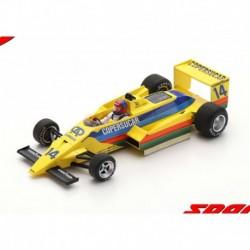Copersucar F6 14 F1 Grand Prix d'Afrique du Sud 1979 Emerson Fittipaldi Spark S3936