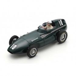 Vanwall VW2 10 F1 4ème Grand Prix de Belgique 1956 Harry Schell Spark S7203