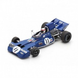 Tyrrell 003 11 F1 Winner Grand Prix de France 1971 Jackie Stewart Spark S7232