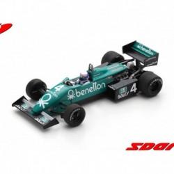 Tyrrell 011 4 F1 Grand Prix de Monaco 1983 Danny Sullivan Spark S7285