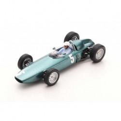 BRM P57 5 F1 2ème Grand Prix de Monaco 1963 Richie Ginther Spark 18S546