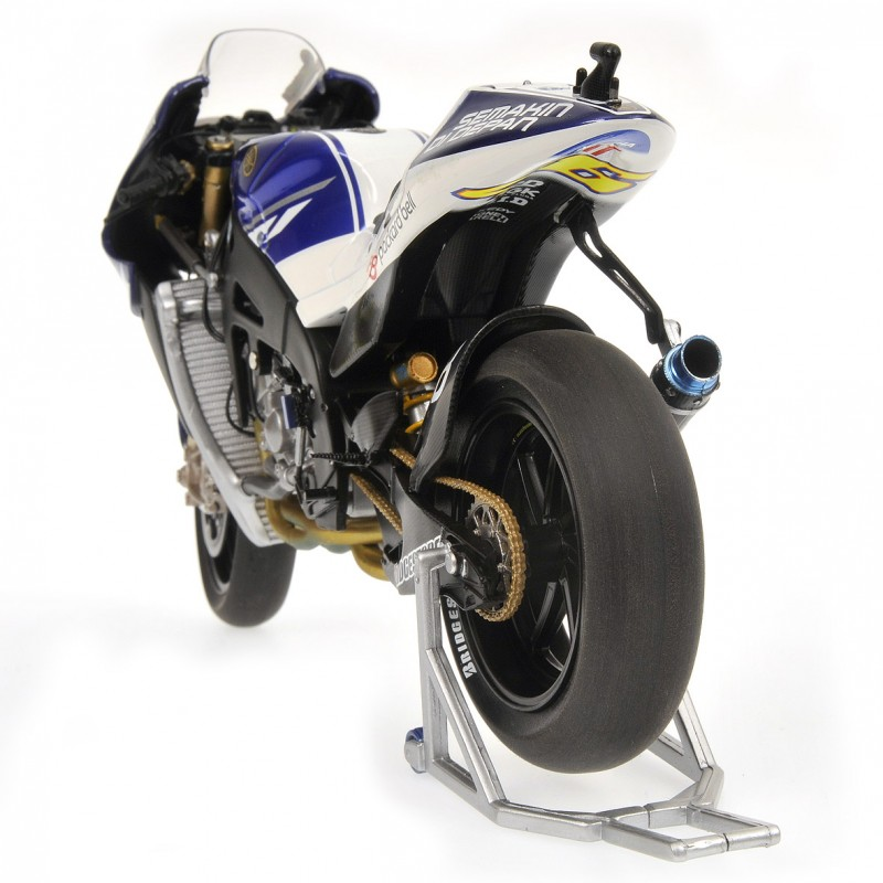 Yamaha yzr m1 moto gp 2010 valentino rossi minichamps for Yamaha m1 for sale