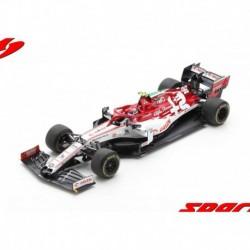 Alfa Romeo Sauber Ferrari C39 99 F1 Grand Prix d'Emilie Romagne 2020 Antonio Giovinazzi Spark 18S569
