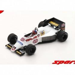 Spirit 101 F1 Test Brésil 1984 Emerson Fittipaldi Spark S3925