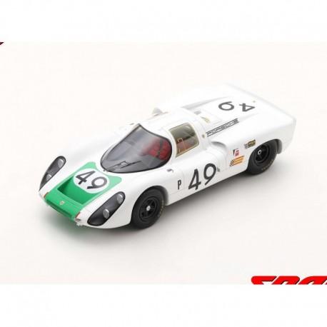 Porsche 907C 49 12 Heures de Sebring 1968 Winner Spark 18SE68