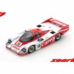Porsche 956 14 24 Heures du Mans 1985 2ème Spark S9864