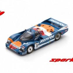 Porsche 962C 17 24 Heures du Mans 1989 Spark S9875