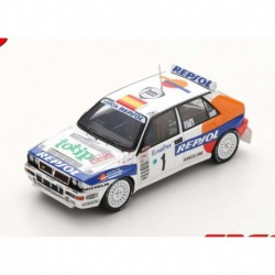 Lancia Delta HF Integrale Evo 1 Rallye Monte Carlo 1993 Sainz - Moya Spark S9024
