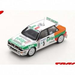 Lancia Delta HF Integrale Evo 5 Rallye Monte Carlo 1993 Aghini - Farnocchia Spark S9025