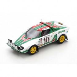 Lancia Stratos HF 10 Rallye Monte Carlo 1976 Munari - Maiga Spark S9082