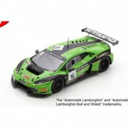 Lamborghini Huracan GT3 16 24 Heures de Spa Francorchamps 2016 Spark SB285