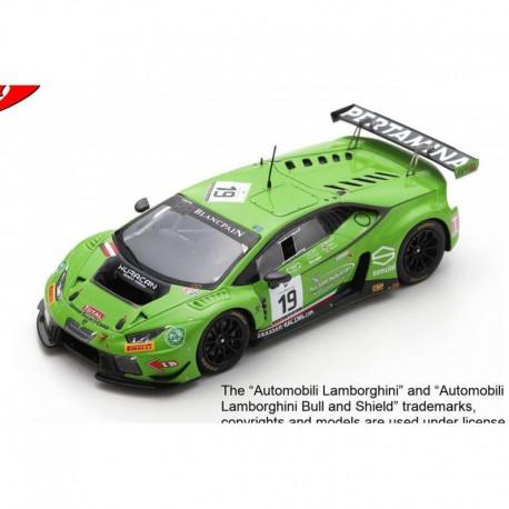 Lamborghini Huracan GT3 19 24 Heures de Spa Francorchamps 2016 Spark SB286