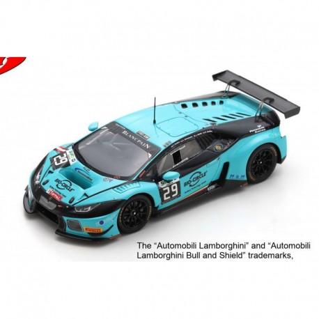 Lamborghini Huracan GT3 29 24 Heures de Spa Francorchamps 2016 Spark SB288
