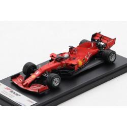 Ferrari SF1000 5 F1 3ème Grand Prix de Turquie 2020 Sebastian Vettel Looksmart LSF1033