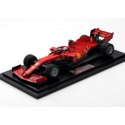 Ferrari SF1000 5 F1 3ème Grand Prix de Turquie 2020 Sebastian Vettel Looksmart LS18F1033