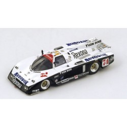 Gebhardt 853 74 24 Heures du Mans 1986 Spark S4096