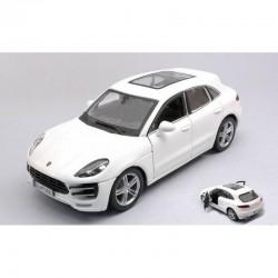 Porsche Macan White Bbugaro BBU18-21077WHITE