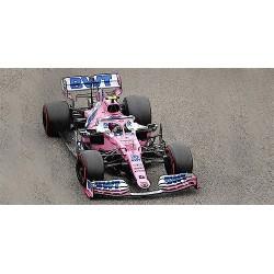 Racing Point Mercedes RP20 18 F1 3ème Grand Prix de Sakhir 2020 Lance Stroll Minichamps 417201618