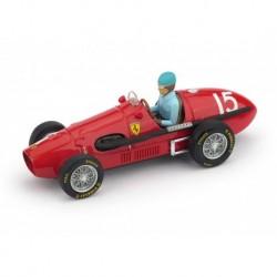 Ferrari 500F2 15 F1 Angleterre 1952 Alberto Ascari Brumm R035CH