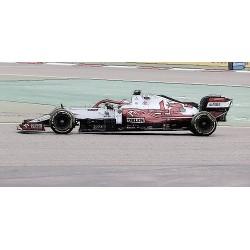 Alfa Romeo Ferrari C41 99 F1 Bahrain 2021 Antonio Giovinazzi Minichamps 110210199