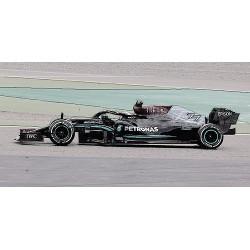 Mercedes AMG F1 W12 E Performance 77 F1 Bahrain 2021 Valtteri Bottas Minichamps 110210177