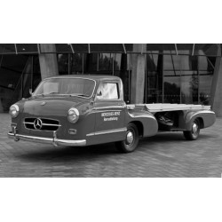 Mercedes racing Transporter 1955 IXO RAC342