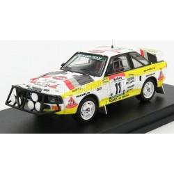 Audi Sport Quattro 11 Rallye Bandama 1985 F. Braun - A. Fischer Trofeu TRORRCI03