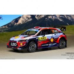 Hyundai i20 Coupe WRC 19 Rallye de Catalunya 2019 S. Loeb - D. Elena IXO 18RMC052B