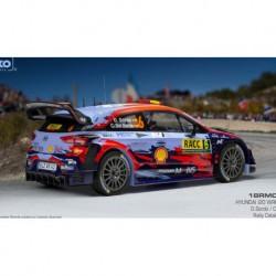 Hyundai i20 Coupe WRC 6 Rallye de Catalunya 2019 D. Sordo - C. Del Bario IXO 18RMC052C