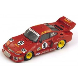 Porsche 935 91 24 Heures du Mans 1978 Spark S4163
