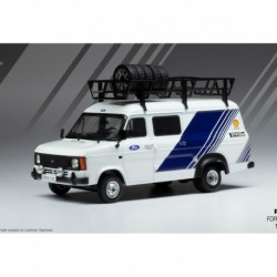 Ford Transit MKII Ford MotorSport Assistance Rallye 1986 IXO RAC313X