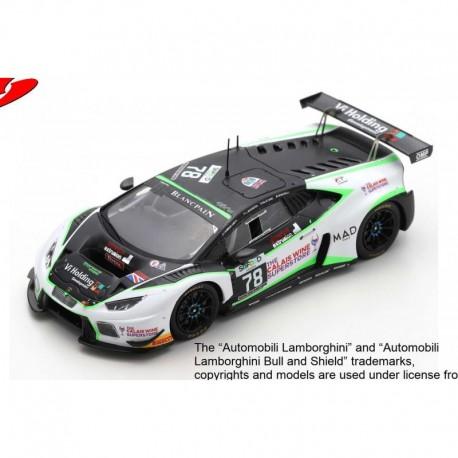 Lamborghini Huracan GT3 78 24 Heures de Spa Francorchamps 2016 Spark SB293