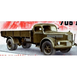 Skoda 706 R 1946 Matt Dark Green IXO PCL47127