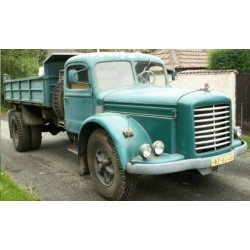 Skoda 706 RS 1952 Green Black IXO PCL47130